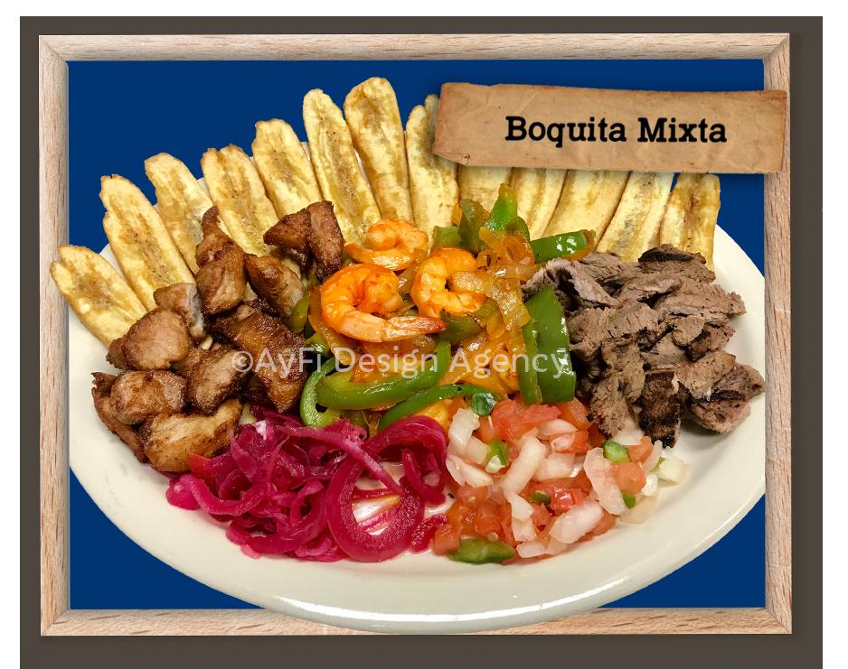 Boquita Mixta
