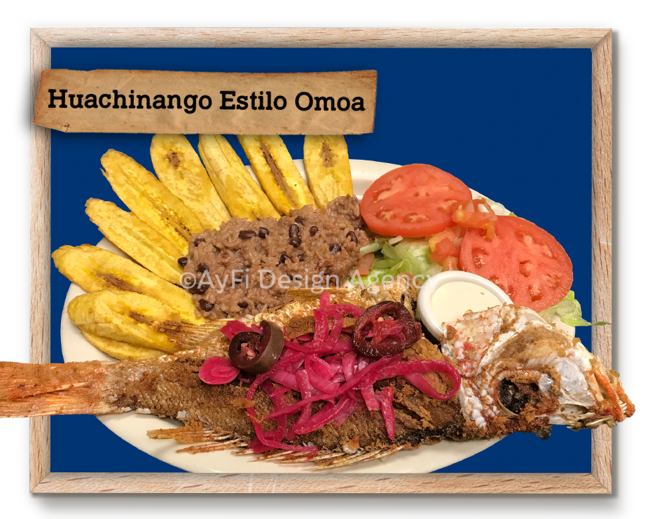 Huachinango Estilo Omoa