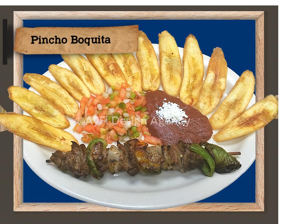 Pincho Boquita