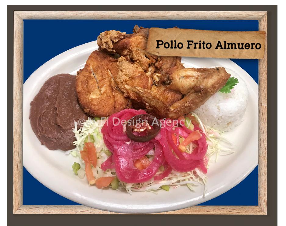Pollo Frito Almuero